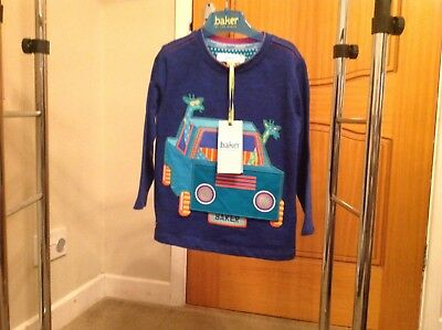 Ted Baker Blue Boys Shirt Age 18-24 Months