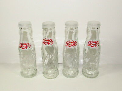 Vintage 1970's Drink Pepsi Cola Salt and Pepper Shakers 2 Sets