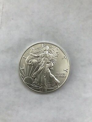2018 American Silver Eagle 1 oz Coin | US Mint Roll of 20