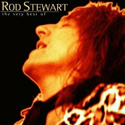 Rod Stewart / Stuart - The Very Best Of - Greatest Hits Collection Cd New