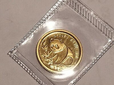 China Mint 1987 1/20 Ounce 1987 Sino-Japenese Friendship Commemorative Gold Coin