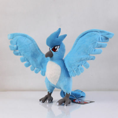 Pokemon Center Articuno 9 inch Soft Plush Toy Stuffed Animal Doll X'mas Gift