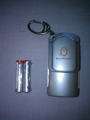 RARE! EarthLink Mindspring Internet Service FLASHLIGHT - EMPLOYEE ONLY ISSUE NEW