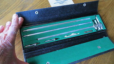 Vintage Compass Drafting Set 1272 Germany Case Complete