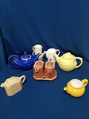 Hall Teapot Lot Super Ceram