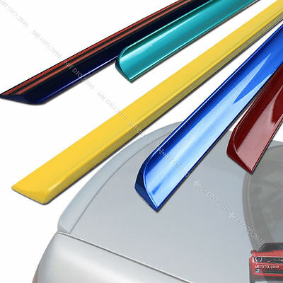 1986-1995 Painted Mercedes Benz W124 E-Class Boot/trunk Lip Spoiler Wing  §