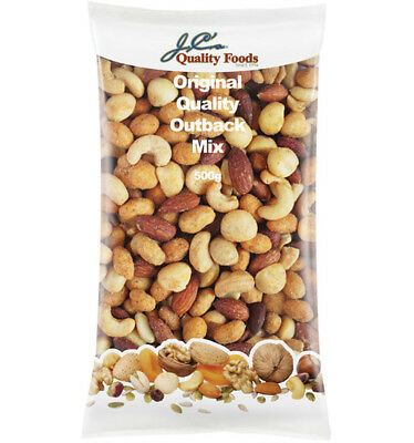 Jc's Quality Outback Mix 500g x 18