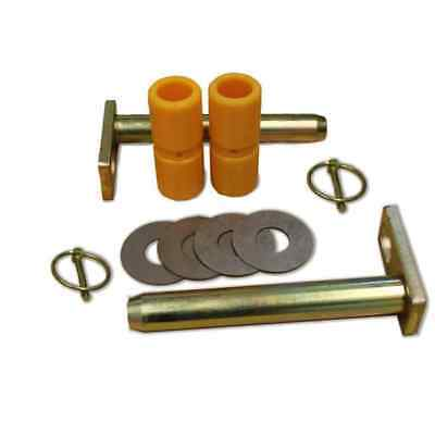 Bucket Pin and Bush set to fit JCB 801 / 8014 / 8015 / 8016 / 8018