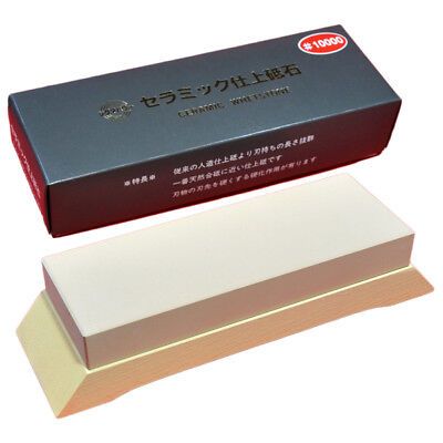 Japan waterstone whetstone sharpening stone sharpen #10000 SIGMA POWER CERAMIC
