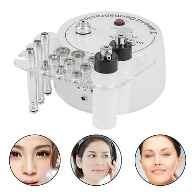 Skin Care diamant Microdermabrasion dermabrasion machine Soins beauté Machine
