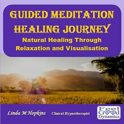 Healing Journey Guided Meditation CD - A Meditation For Natural Healing