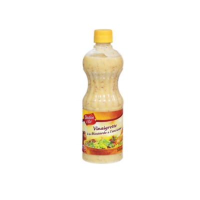 Bouton D'Or Mustard Vinaigrette 500ml (ARRIVING IN JUNE 2019)