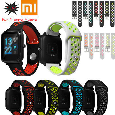 Replacement Soft Silicone Wrist Band Strap for Amazfit Bip Youth Smart Watch HOT