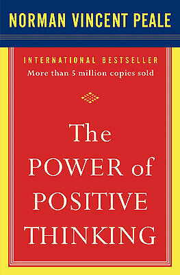 *New Hardcover* THE POWER OF POSITIVE THINKING by Norman Vincent Peale