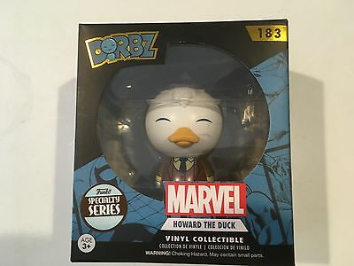 Funko DORBZ HOWARD THE DUCK Pop! MARVEL Specialty Series 183