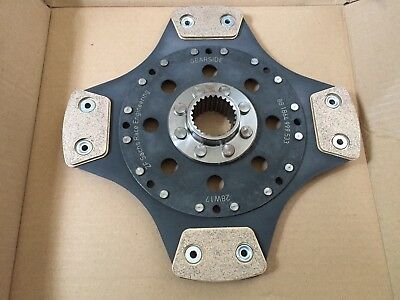 FEATURED ON CAR THROTTLE Sachs 4 Puck Ceramic Clutch plate - BMW