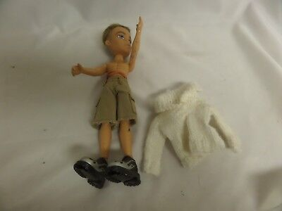 Bratz Boyz Cameron Doll Short With A Sweater