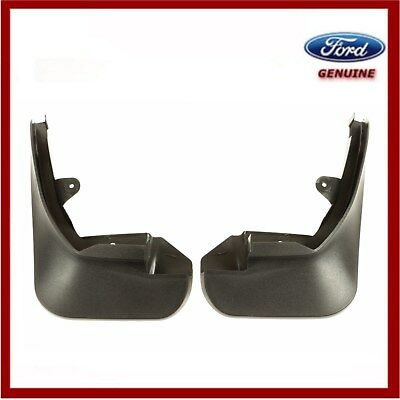 Genuine Ford Fiesta MK7 2008 - 2017 Front Mud Flaps / Guards. New.