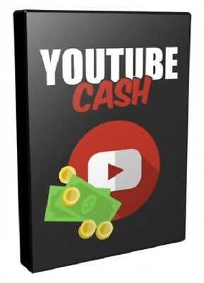 """""""YOUTUBE FOR CASH"""" - How To Get Money From Youtube Guide [PDF E BOOK]"""