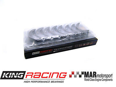KING RACE Big End Bearings Vauxhall Z20LET / Z20LER / Z20 VXR 0.25mm oversize