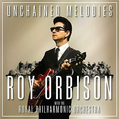ROY ORBISON & PHILHARMONIC ORCHESTRA UNCHAINED MELODIES CD (Released 23/11/2018)
