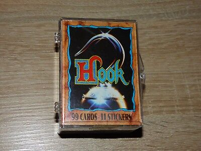 "Film ""Hook"" (1991) - Complete Base TC Set (110 Cards)"