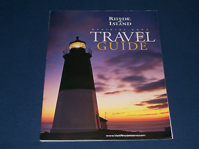 Rhode Island Official 2003 Travel Guide