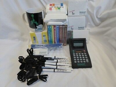 Drug Rep Collectibles - Sticky Notes - Pens - Large Lot Over 7 Lbs Of Items!
