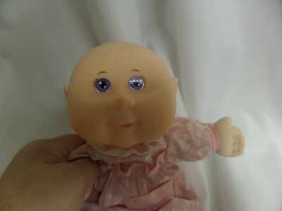 Htf Bald Baby Play Along Cabbage Patch Kid