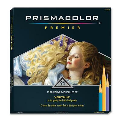 Prismacolor Color Pencil 24/ST Assorted 2427