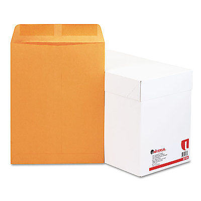UNIVERSAL Catalog Envelope 9 1/2 x 12 1/2 Brown Kraft 250/Box 42165