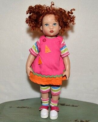 Kish Doll Raggedy Riley Unknown Outfit Limited Edition See Description