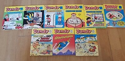 Dandy Cartoon Books / Dandy Comic Library, Desparate Dan, The Dandy,