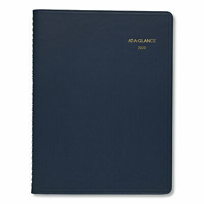 At-A-Glance Weekly Appointment Book 8 1/4 x 10 7/8 Navy 2019 7095020