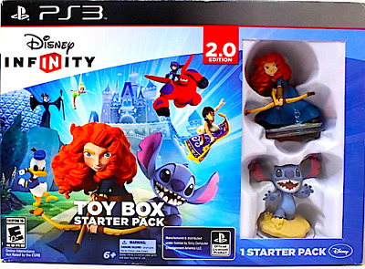 Disney INFINITY: Toy Box Starter Pack (2.0 Edition) - PlayStation 3 PS3