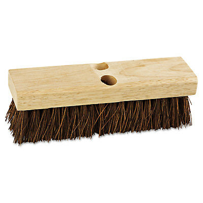 "Boardwalk Deck Brush Head 10"" Wide Palmyra Bristles 3110"