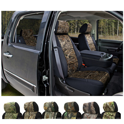 Marvelous Coverking Realtree Camo Custom Fit Seat Covers For Gmc Caraccident5 Cool Chair Designs And Ideas Caraccident5Info