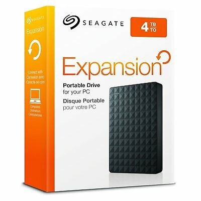 Seagate Expansion Portable 4TB 2,5 Zoll USB3.0