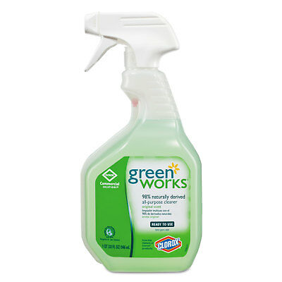 Green Works All-Purpose and Multi-Surface Cleaner Original 32oz Smart Tube Spray