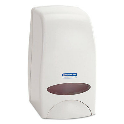 Kimberly-Clark Professional* Kleenex Skin Care Cassette Dispenser 1000mL White