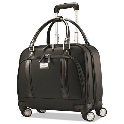 Samsonite Women's Rolling Mobile Office 16 1/2 x 8 x 13 1/2 Black 574751041