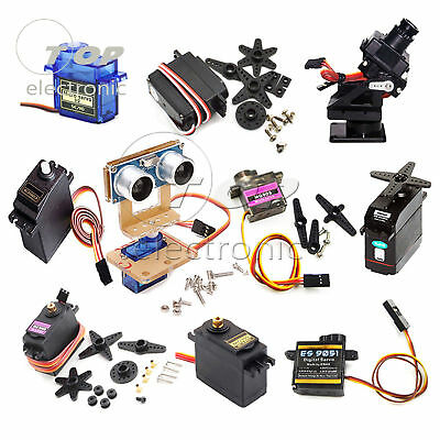 SG90 MG996R Digital Servo motor RC Robot Helicopter Airplane Control Car
