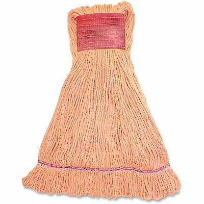 Genuine Joe Synthetic Lg Blend Wet Mop Wide Band Loop 21oz. 12/CT OE LOR5BCT