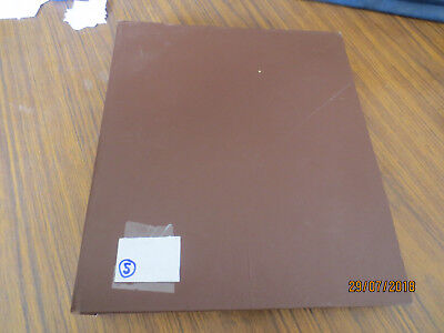 No-5--Fdc  Or  Pre-Stamped  Envelope   Album  -23 D/sided  Pages --69  Envelopes