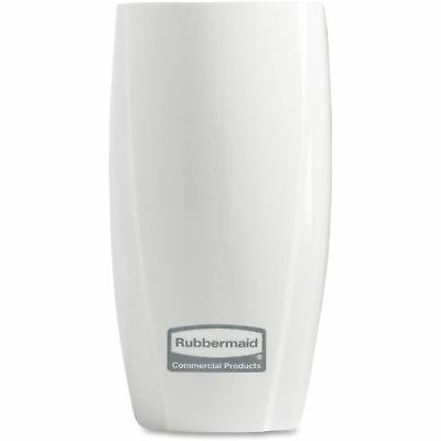 """Rubbermaid Commercial TCell Dispenser 3 Key 5.9""""x2.9"""" White 1793547"""