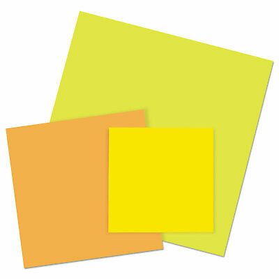 Post-it Big Notes Unruled 22 x 22 Neon Green 30 Sheet BN22