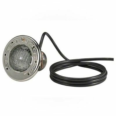 Pentair 78107500 SpaBrite 12V, 100W, 100' Cord with Stainless Steel Face Ring