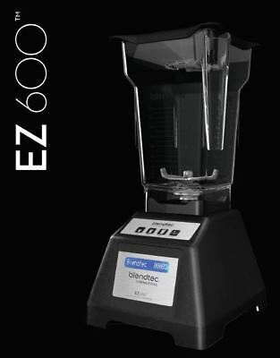 BLENDTEC EZ600 Fourside Jar Blender Package | Free Shipping