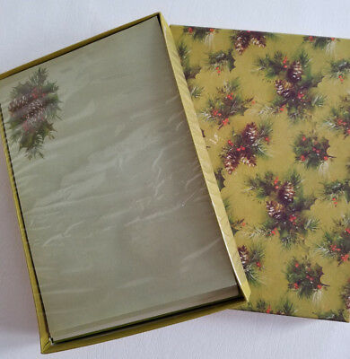 vintage stationery 3 envelopes pale yellow w cute little singing