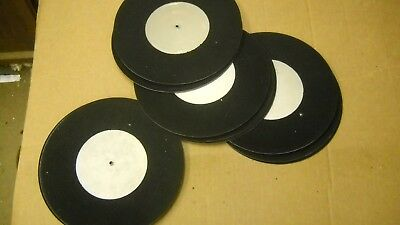 Wurlitzer Record Trays Set Of 12. Jukebox